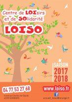 Plaquette 2017/2018