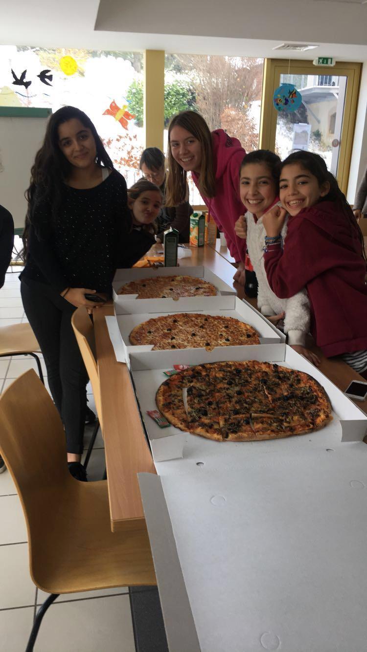 Repas de fin d ann e accompagnement scolaire centre social loiso - Accompagnement repas de noel ...